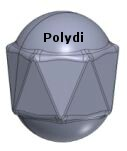 12 sided Polydi