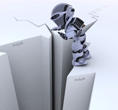 Edge The Ledge Polydi - robot