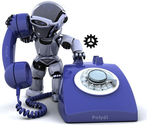 Polydi Contact Us - robot